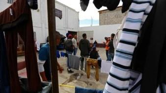 Se adelanta un grupo de migrantes de la Caravana, todavía no llega el apoyo federal