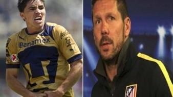 VIDEO: Reencarna ''Chispa'' Velarde en ''Cholo'' Simeone en festejo en Champions League