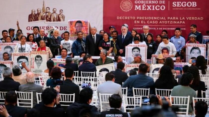 Gobierno de México pedirá a expertos internacionales investigar caso Ayotzinapa