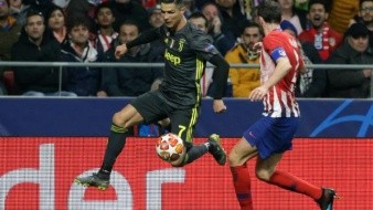 Opacan uruguayos regreso de Ronaldo a Madrid en el Atlético contra Juventus