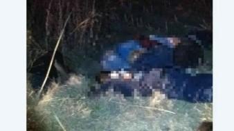 Encuentran 7 cuerpos sin vida en terrenos de cultivo de Hidalgo