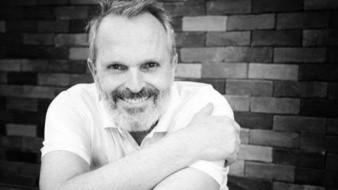 Anuncia Miguel Bosé que será juez en 'Pequeños gigantes'