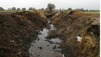Nueva fuga de combustible en Tlahuelilpan provoca movilización en la zona