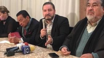 Anuncia Carlos Atilano que impugnará elección interna de Morena