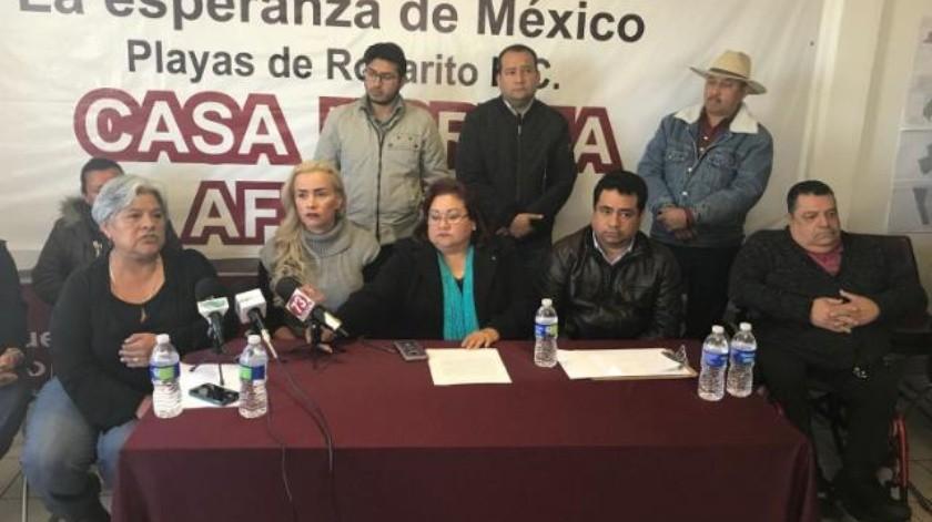 Busca fracción de Morena en Rosarito impugnar selección de candidaturas