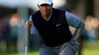 Compartiendo grupo con mexicano, así vive Tiger Woods su primer día en el país
