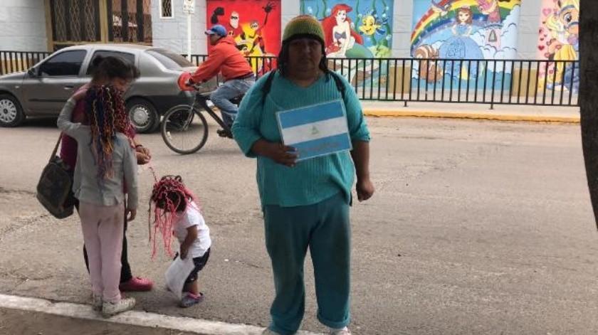 Migrante hondureño lucha por el sueño americano