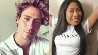 Felicita sobrino de Sergio Goyri a Yalitza Aparicio, él la vistió para premios