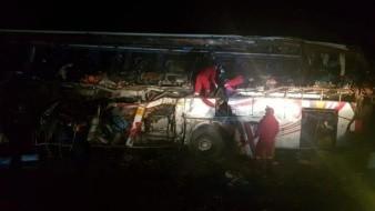 Más de 20 muertos deja trágico accidente en Bolivia