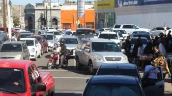 Organización evitaría congestión vial en escuelas: Tránsito Municipal
