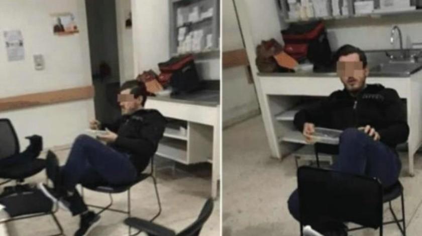 Médico del IMSS negó atender a abuelita por estar cenando, en urgencias; es despedido