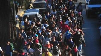Preparan un albergue para recibir a nueva caravana de migrantes en Mexicali