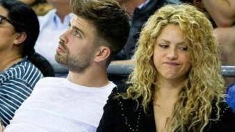 ¿Anda Shakira celosa y molesta con Piqué?