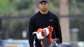 Logra México traer a Tiger Woods, leyenda de golf, para joven torneo