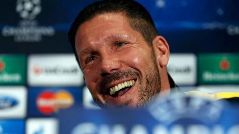 Diego Simeone renueva con el Atlético del Madrid hasta 2022