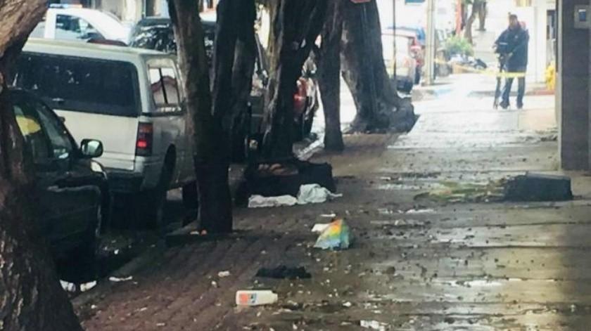¡Espeluznante! Dentro de una maleta, hallan cuerpo de una mujer en zona Centro de Tijuana