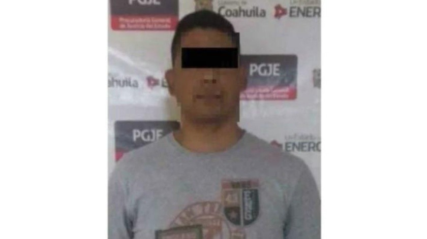 Dictan cuarto de siglo en prisión a ex director de policía en Coahuila