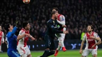 ¿Despeja polémica?, UEFA explica gol anulado con VAR al Ajax vs Real Madrid