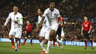 Mbappé y Solskjaer le dan un pase a cuartos de final a PSG en la Champions