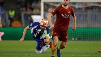 ¡Como Yalitza!, Héctor Herrera actúa en Roma con Porto en regreso por Champions League
