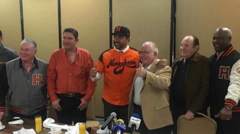 Vinicio Castilla nuevo timonel de Naranjeros de Hermosillo
