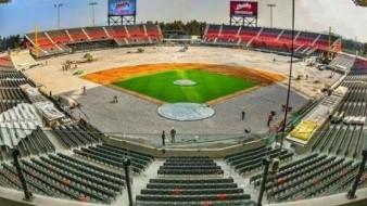 Diablos Rojos inaugurarán su estadio ante Padres de San Diego