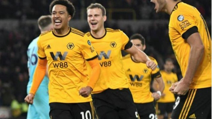 VIDEO: Con Raúl Jiménez y polémica, Wolverhampton rescata empate contra Newcastle