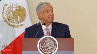 Beneficios del aeropuerto de Santa Lucía serán para la Sedena: AMLO