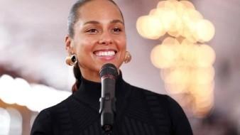 """'Grammy serán sobre el """"poder de la música', dice Alicia Keys"""