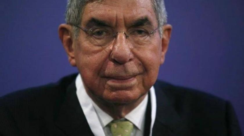 Ex Miss Costa Rica denuncia a premio Nobel de la Paz Oscar Arias por abuso sexual
