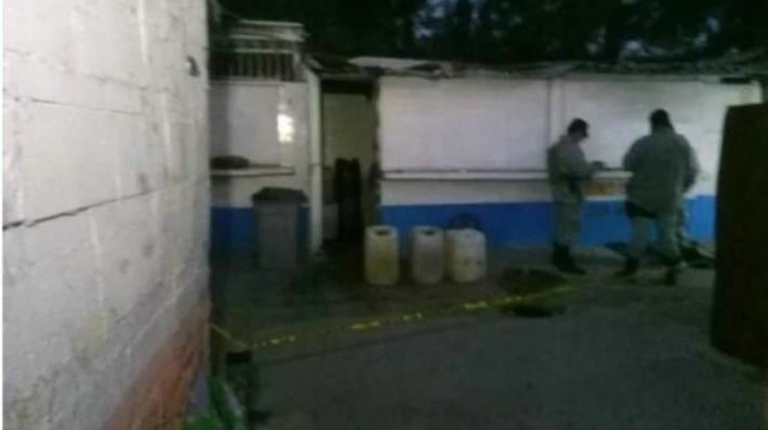 Encuentran toma clandestina en Gustavo A. Madero; detienen a 4 hombres