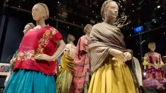 EU recibe a Frida Kahlo con exposición