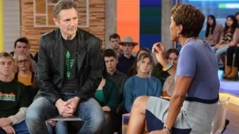 Dice Liam Neeson que violencia genera más violencia