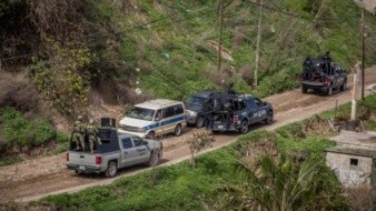 Militares inician su patrullaje en Tijuana