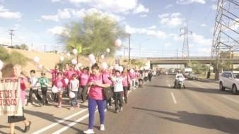 Fortalecen acciones contra el cáncer en Mexicali