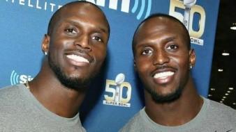 Los gemelos que ganaron juntos el Super Bowl LIII