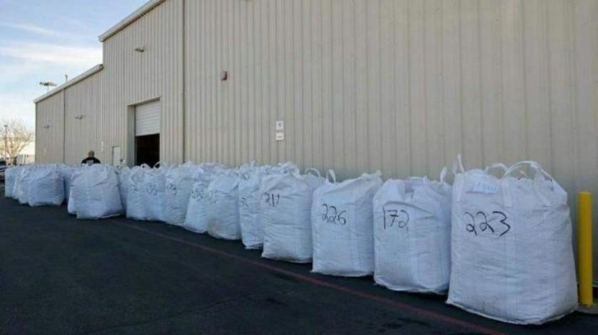 Era cáñamo, no mariguana; exigen devolución de más de 3 toneladas en Idaho