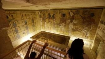 Restauran tumba de Tutankamón para prevenir daños