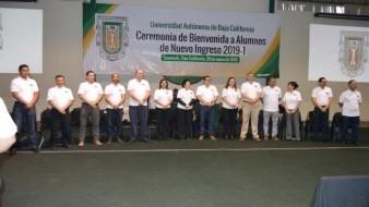 Reciben a mil 287 estudiantes de nuevo ingreso en campus Ensenada