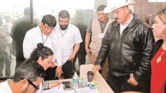 Buscan 40 aspirantes candidatura en Morena para el Proceso Electoral de BC
