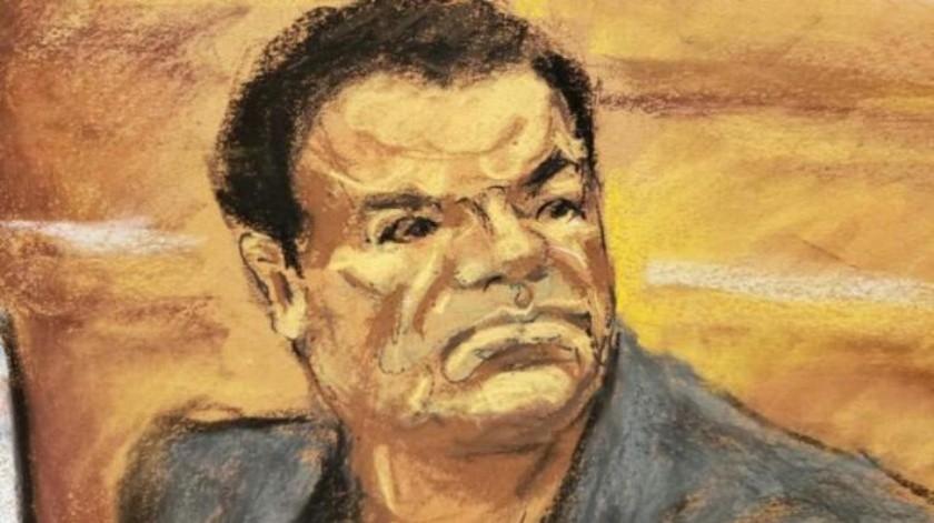 """En media hora y con un solo testigo termina turno de abogados de """"El Chapo"""" ante la corte"""