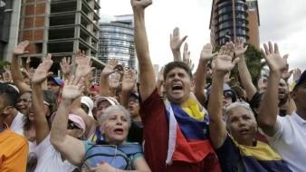 Mueren 29 en Venezuela durante protestas