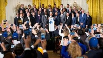 Tras rechazar a Trump, Warriors tienen visita ''privada'' con Barack Obama