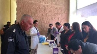 Aprueban policías de Guaymas examen antidoping