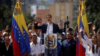 Guaidó toma riendas de Venezuela