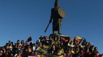 Venezolanos en Tijuana apoyan nombramiento de Guaidó como presidente
