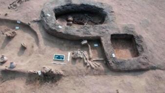 Hallan en Delta del Nilo tumbas ancestrales