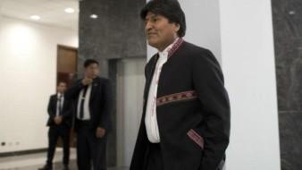 Evo Morales celebra 13 años como presidente de Bolivia