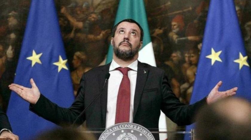 """""""Un pésimo presidente"""", como cataloga Matteo Salvini a Emmanuel Macron"""