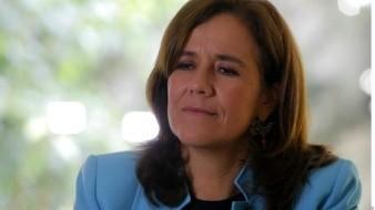 Margarita Zavala solicita registro ante el INE para su partido 'México Libre'